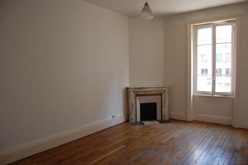 Locação apartamento Lyon 3ème 980€ CC - Fotografia 1