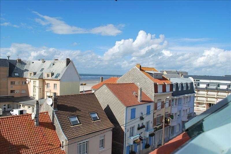 Sale apartment Fort mahon plage 154000€ - Picture 1