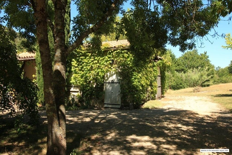 Vente maison / villa Uzes 477 750€ - Photo 8