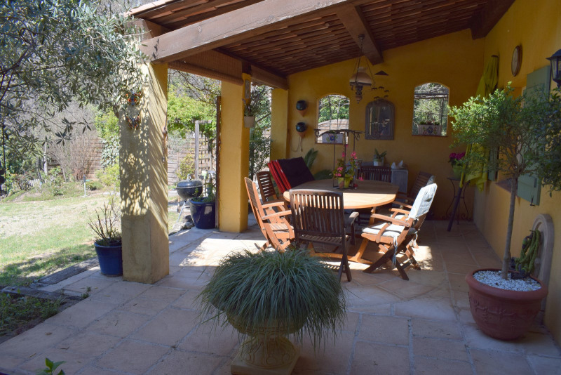 Deluxe sale house / villa Fayence 560000€ - Picture 10