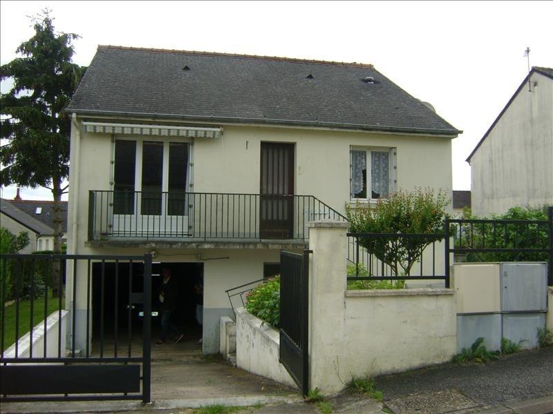 Sale house / villa Chateau renault 118200€ - Picture 1