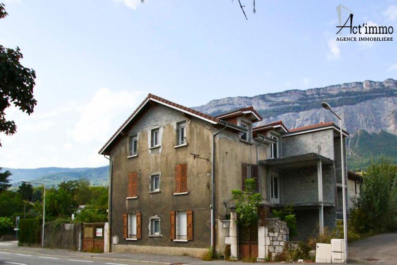 Maison à terminer à montbonnot-Saint-martin