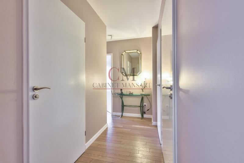 Vente de prestige appartement Saint cloud 1190000€ - Photo 9