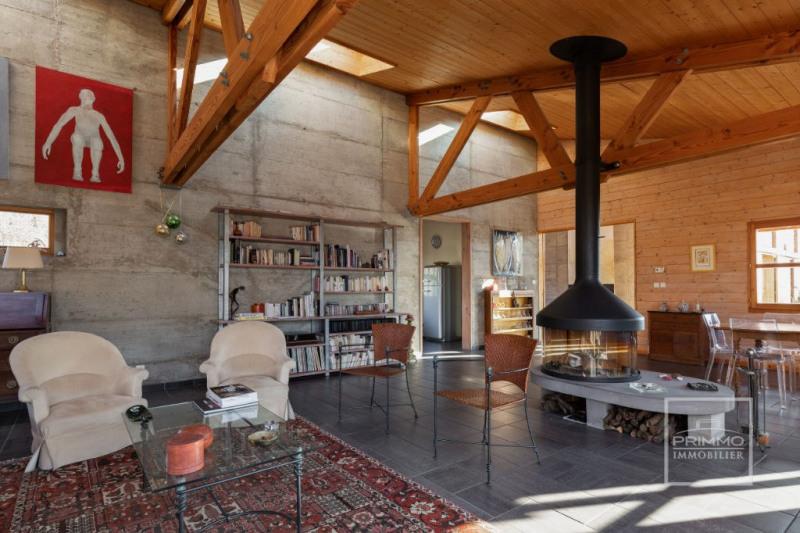 Vente de prestige maison / villa Limonest 1090000€ - Photo 2