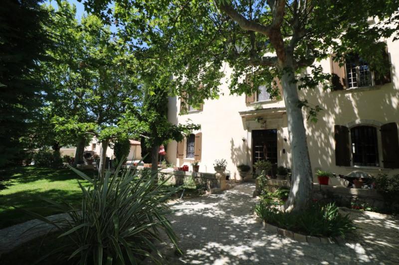 Sale house / villa La fare les oliviers 540000€ - Picture 1