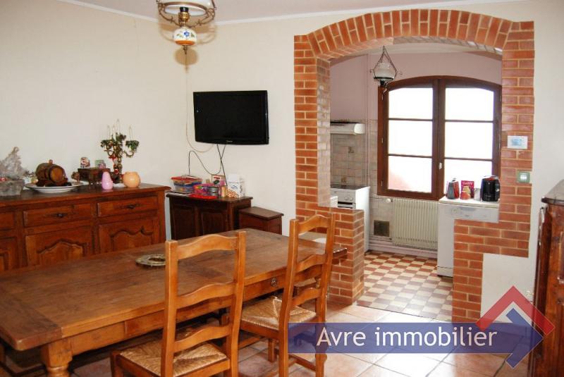 Sale house / villa Verneuil d'avre et d'iton 176000€ - Picture 3