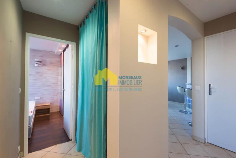 Rental apartment Sainte genevieve des bois 795€ CC - Picture 9