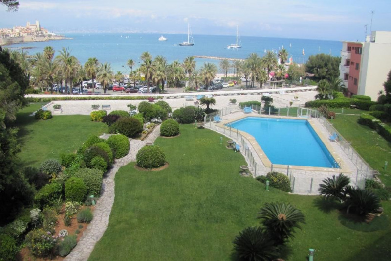 Location vacances appartement Cap d'antibes  - Photo 1