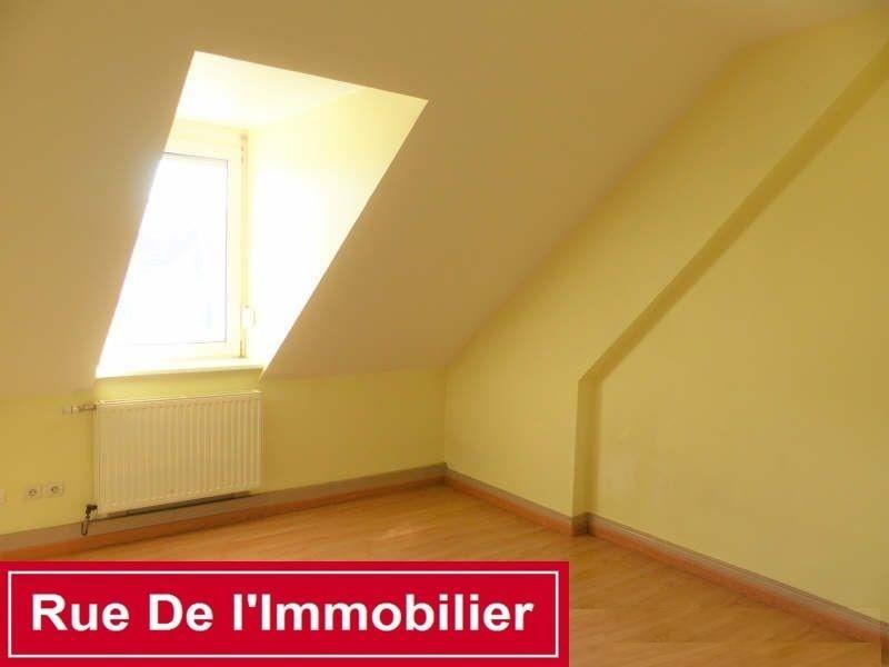 Vente appartement Saverne 138000€ - Photo 5