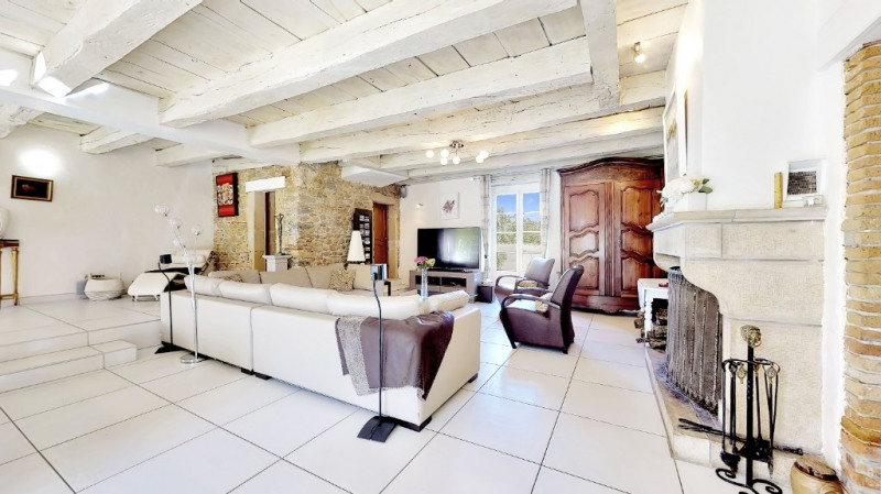 Vente de prestige maison / villa Lyon 8ème 603000€ - Photo 2