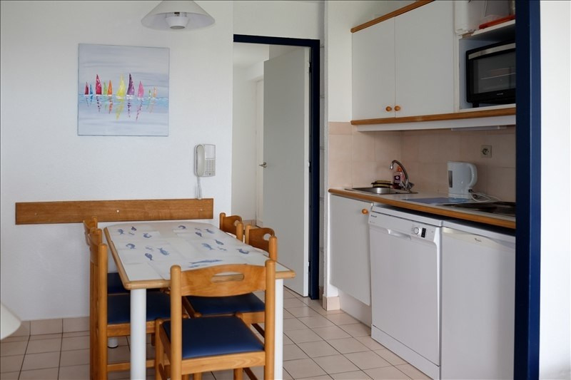 Verkoop  appartement Talmont st hilaire 65400€ - Foto 5