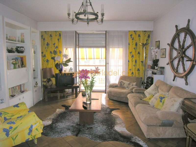 Viager appartement Nice 132 500€ - Photo 1