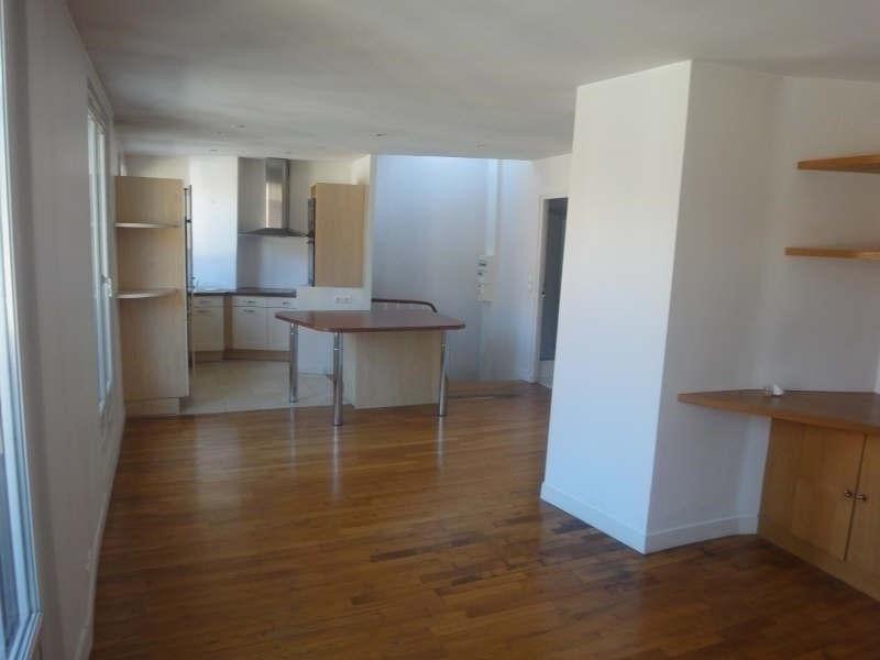 Rental apartment Saint germain en laye 1040€ CC - Picture 1
