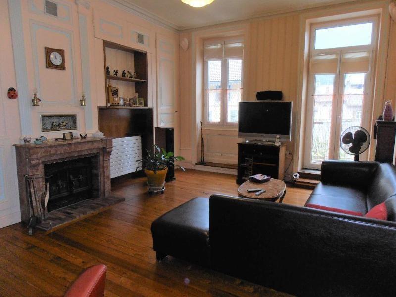 Sale apartment Nantua 109000€ - Picture 1