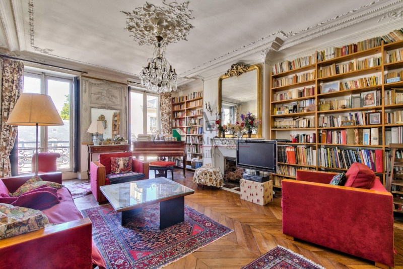 Deluxe sale apartment Versailles 1 090 000€ - Picture 2