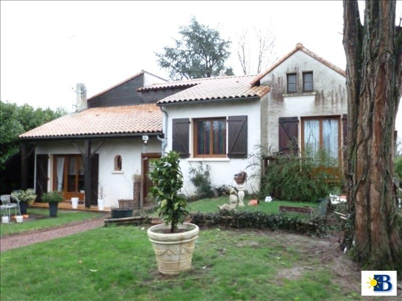 Vente maison / villa Naintre 190800€ - Photo 1