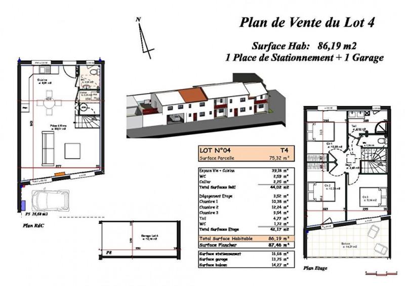 Verkoop  huis Biscarrosse plage 339200€ - Foto 5