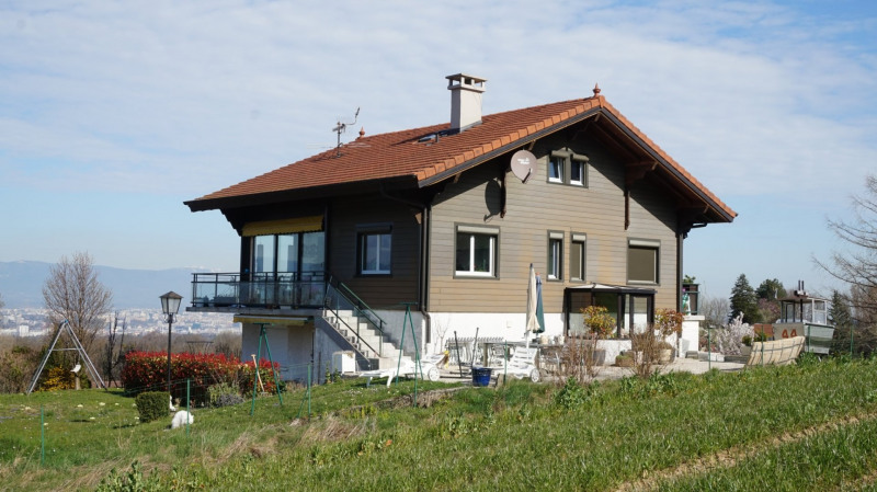 Vente de prestige maison / villa Archamps 660000€ - Photo 1