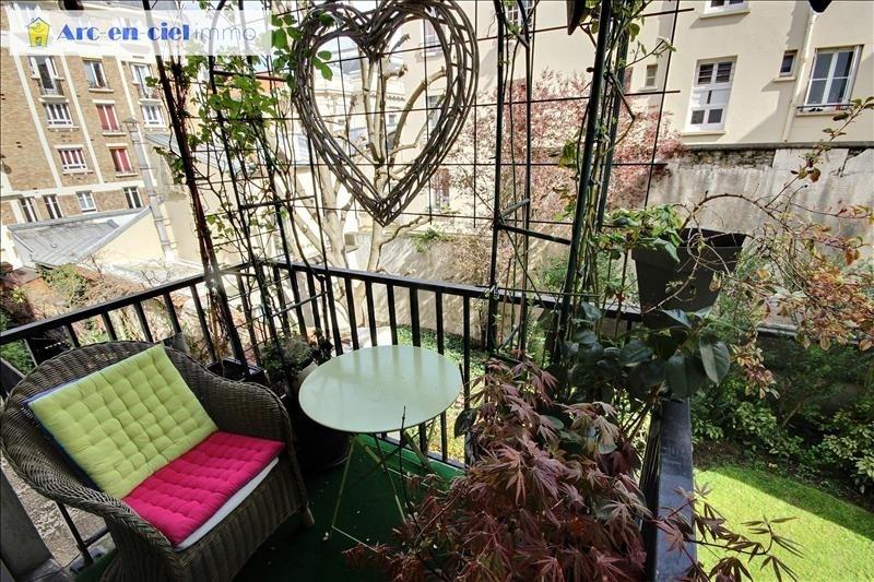 Vitalicio  apartamento Paris 18ème 250000€ - Fotografía 1