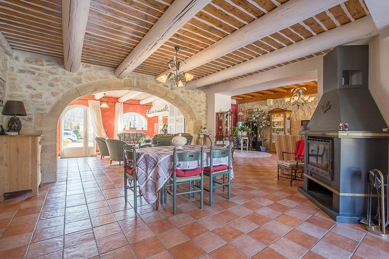 Vente de prestige maison / villa Le puy ste reparade 798000€ - Photo 8