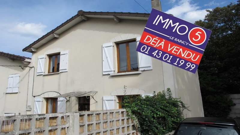 Vente maison / villa Le raincy 255 000€ - Photo 1
