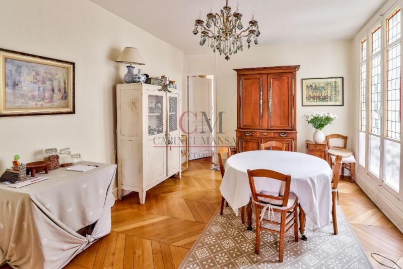 Vente de prestige appartement Versailles 840000€ - Photo 2