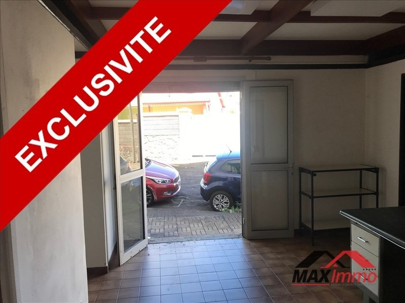 Location local commercial St denis 770€ HT/HC - Photo 8