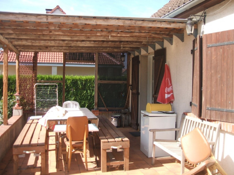 Sale house / villa Les roches l eveque 85 185€ - Picture 2