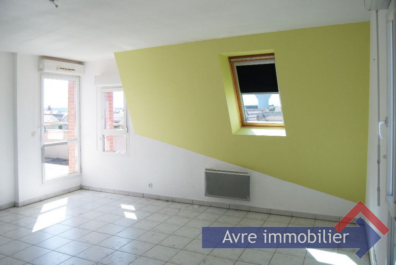 Vente appartement Verneuil d avre et d iton 91 000€ - Photo 1