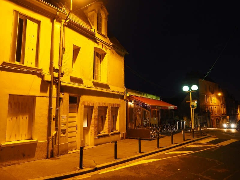 Sale building Caen 325 000€ - Picture 1