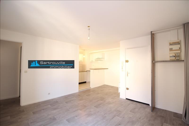 Sale apartment Sartrouville 219 000€ - Picture 1