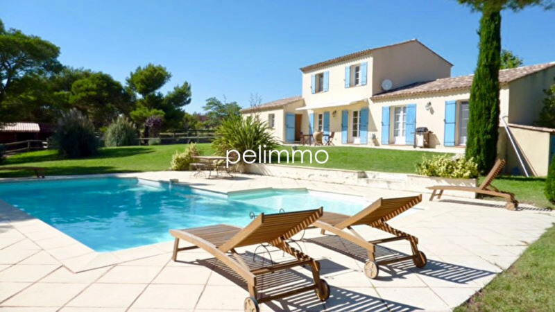 Vente de prestige maison / villa Lambesc 745000€ - Photo 2