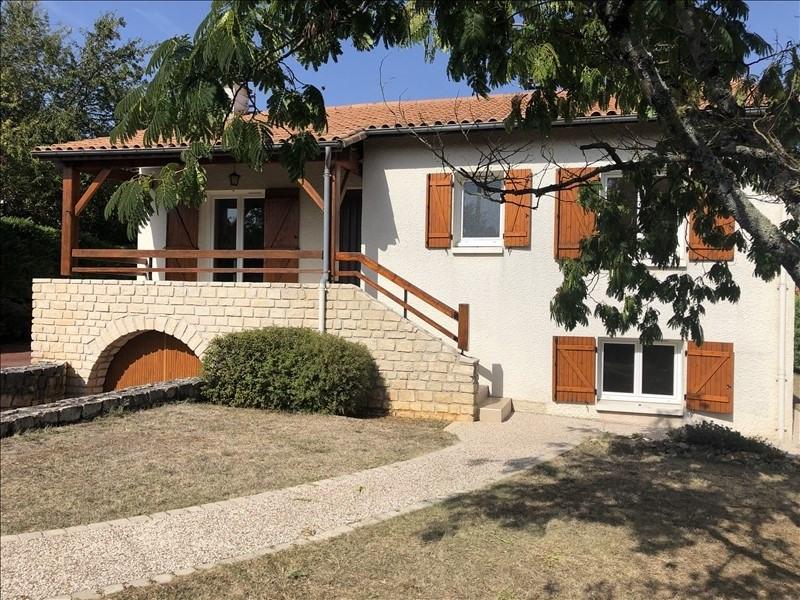 Vente maison / villa Iteuil 175000€ - Photo 1