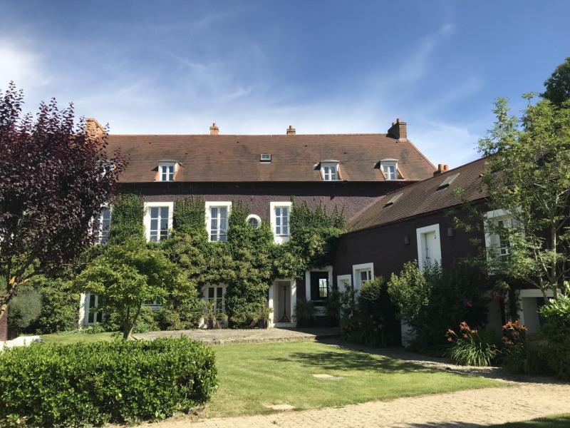 Venta  casa Orgeval 980000€ - Fotografía 1