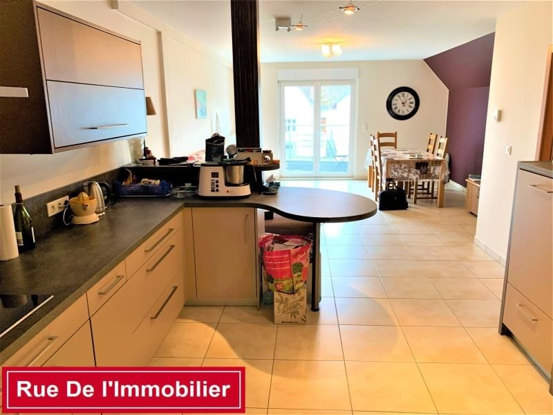 Vente appartement Kutzenhausen 147 899€ - Photo 2