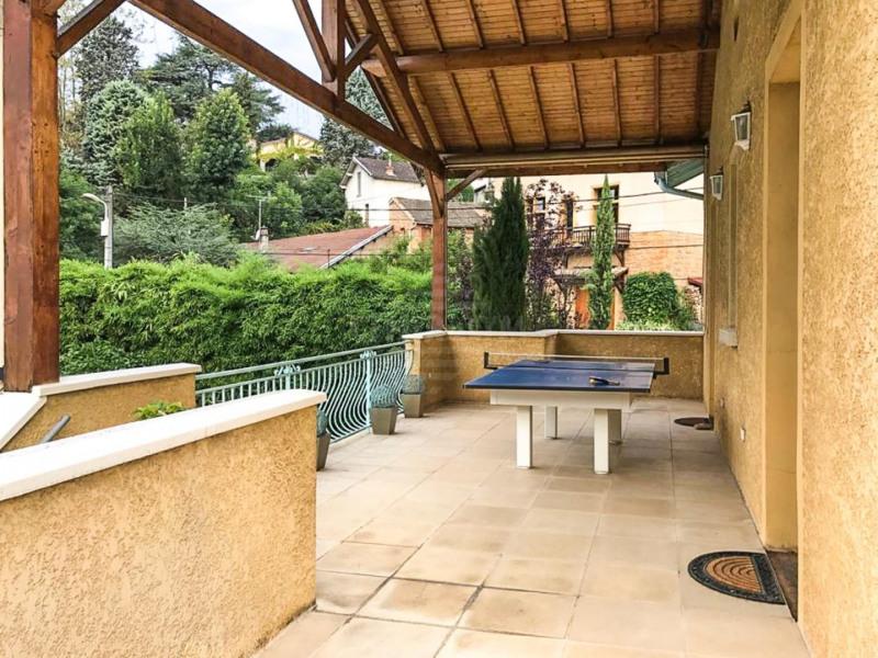 Vente de prestige maison / villa Lyon 9ème 1045000€ - Photo 6