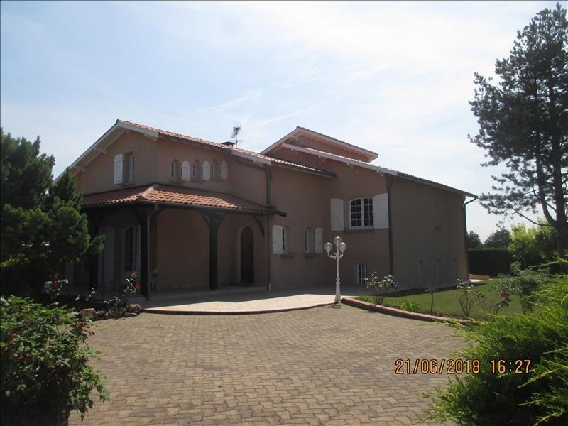 Sale house / villa Finhan 390000€ - Picture 1