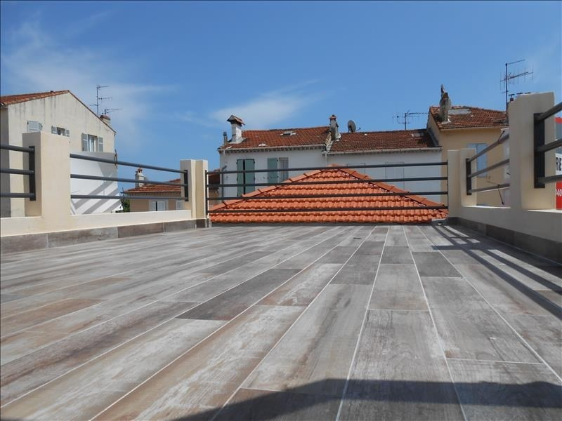 Vente de prestige appartement Le golfe juan 598 000€ - Photo 2