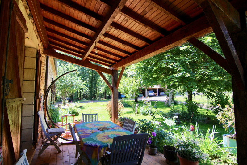 Sale house / villa Meyrals 380000€ - Picture 6