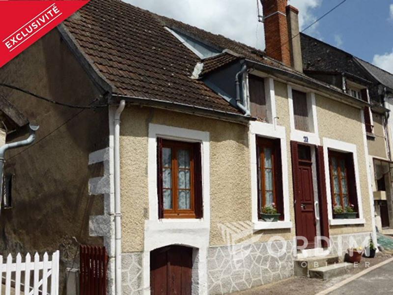Sale house / villa Pouilly sur loire 79000€ - Picture 1