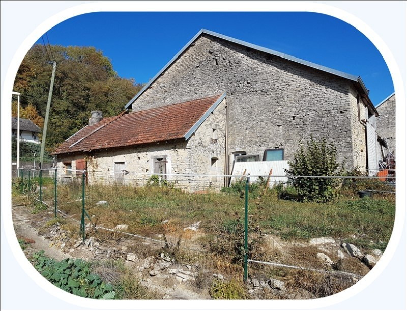 Life annuity house / villa Fontaine francaise 35000€ - Picture 1