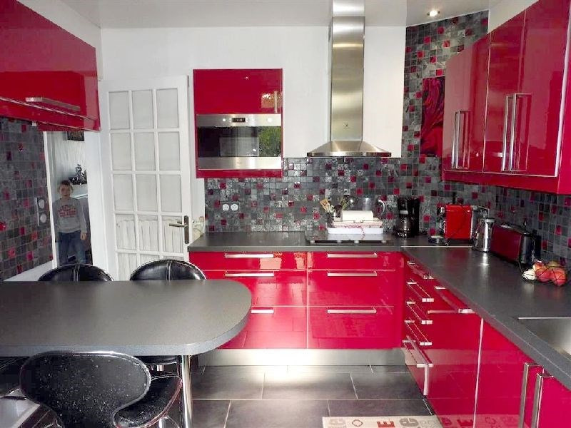 Vendita casa Ste genevieve des bois 443000€ - Fotografia 2