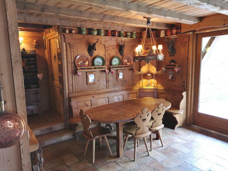 Vente de prestige maison / villa Megeve 2500000€ - Photo 8
