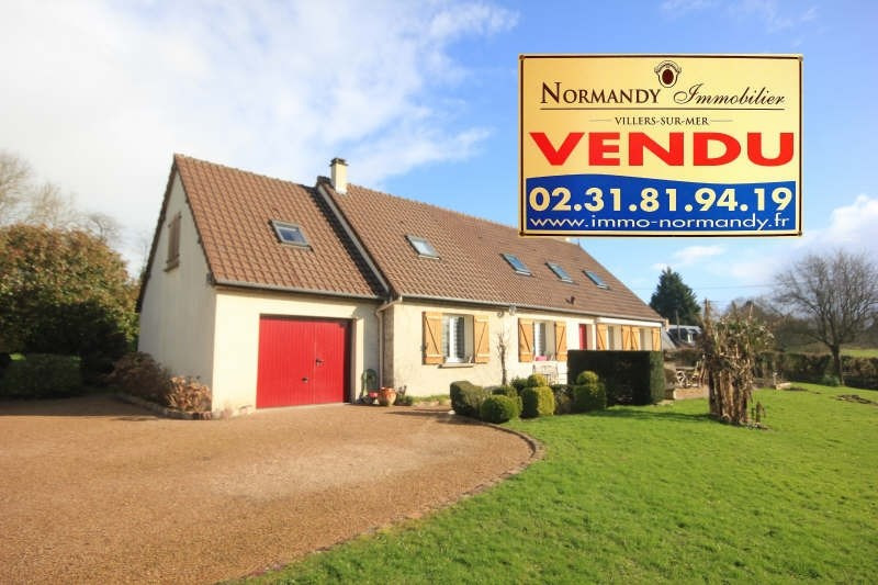 Vente maison / villa Auberville 318 000€ - Photo 1