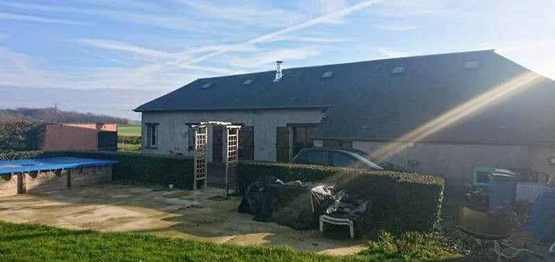 Sale house / villa Valdampierre 179800€ - Picture 2