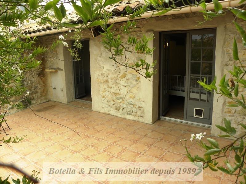 Verkoop  huis Uzes 140000€ - Foto 1