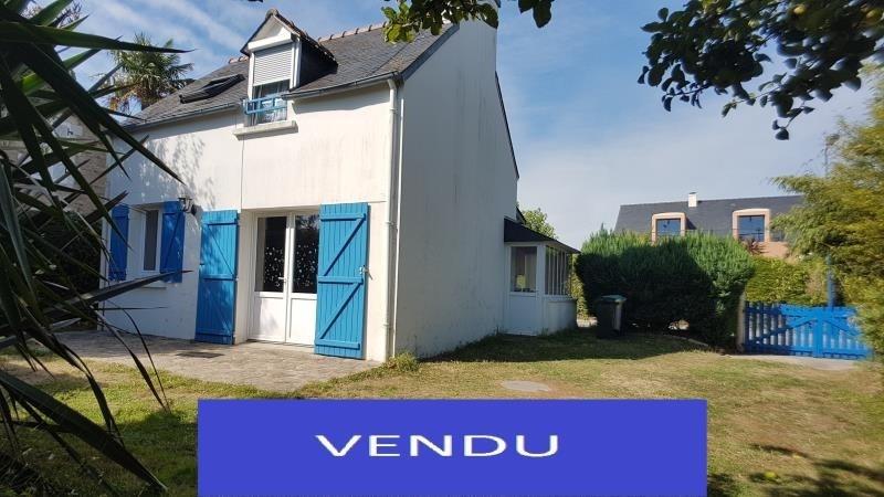 Vente maison / villa Fouesnant 171200€ - Photo 1