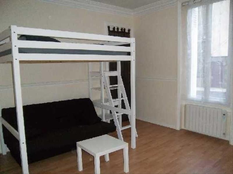 Sale apartment Poitiers 44000€ - Picture 1