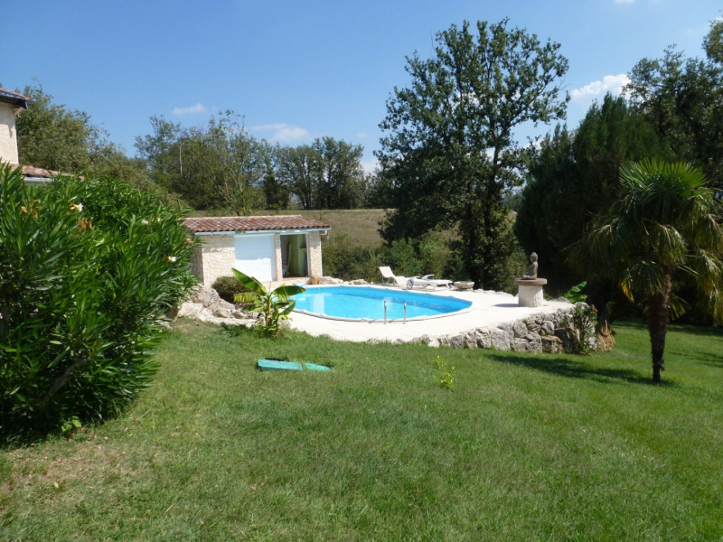 Sale house / villa Chatillon st jean 363 000€ - Picture 2