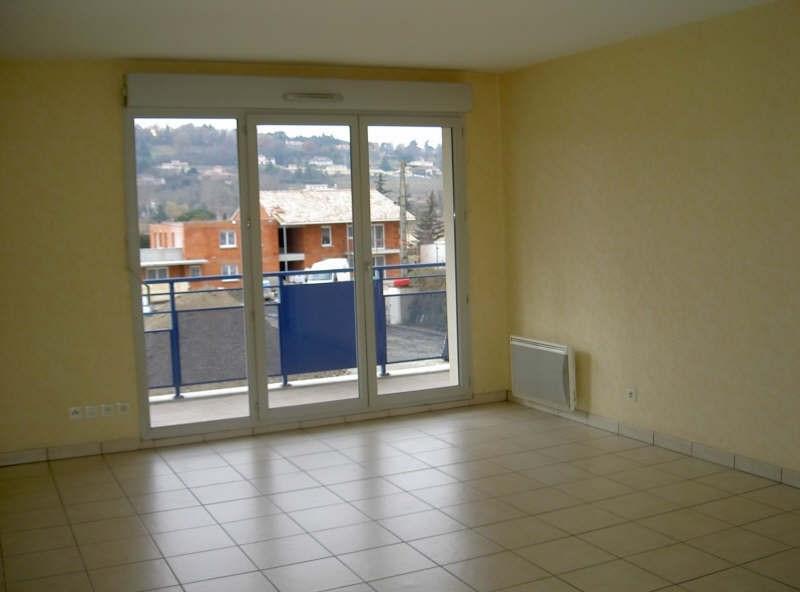 Rental apartment Castanet tolosan 575€ CC - Picture 3